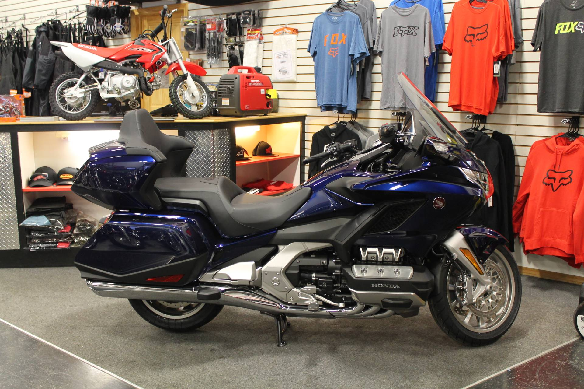 2018 Honda Gold Wing Tour in Adams, Massachusetts