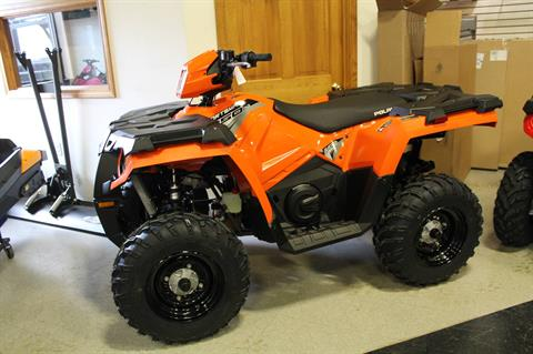 2019 Polaris Sportsman 450 H.O. EPS LE in Adams, Massachusetts