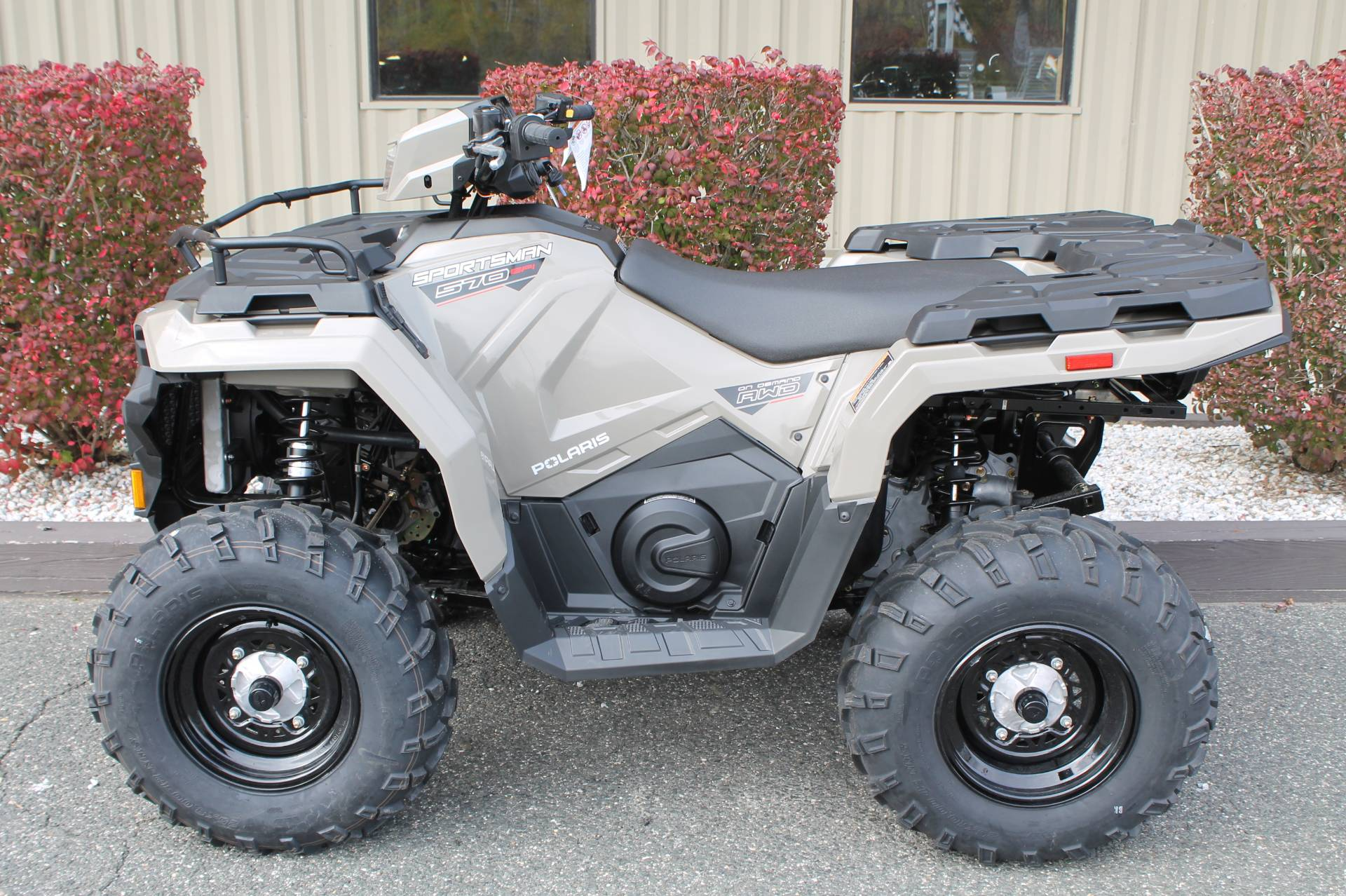 2021 Polaris Sportsman 570 in Adams, Massachusetts
