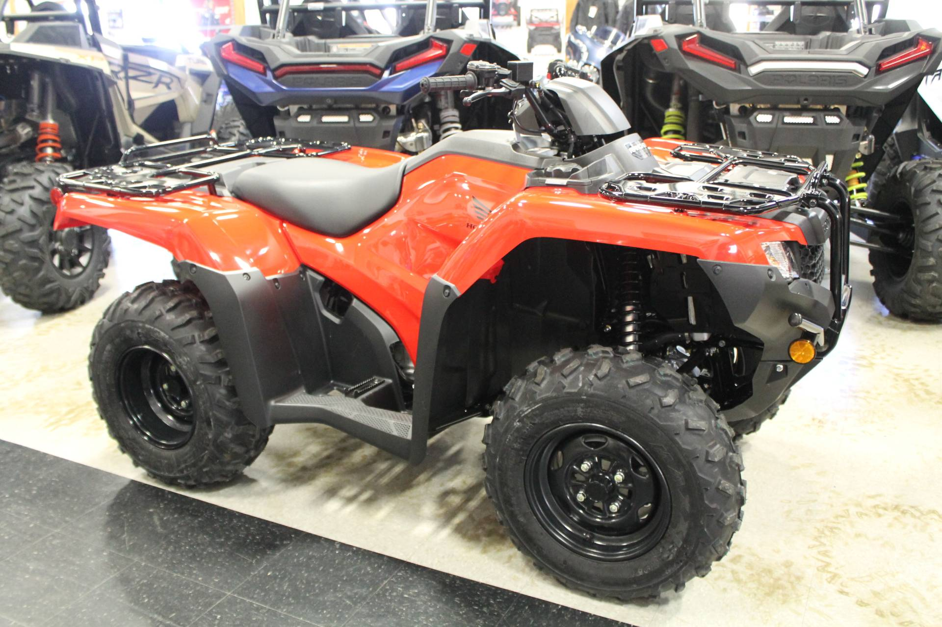 2021 Honda FourTrax Rancher 4x4 in Adams, Massachusetts - Photo 1