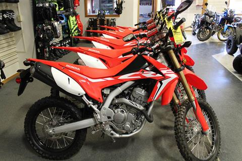 2020 Honda CRF250L in Adams, Massachusetts - Photo 1