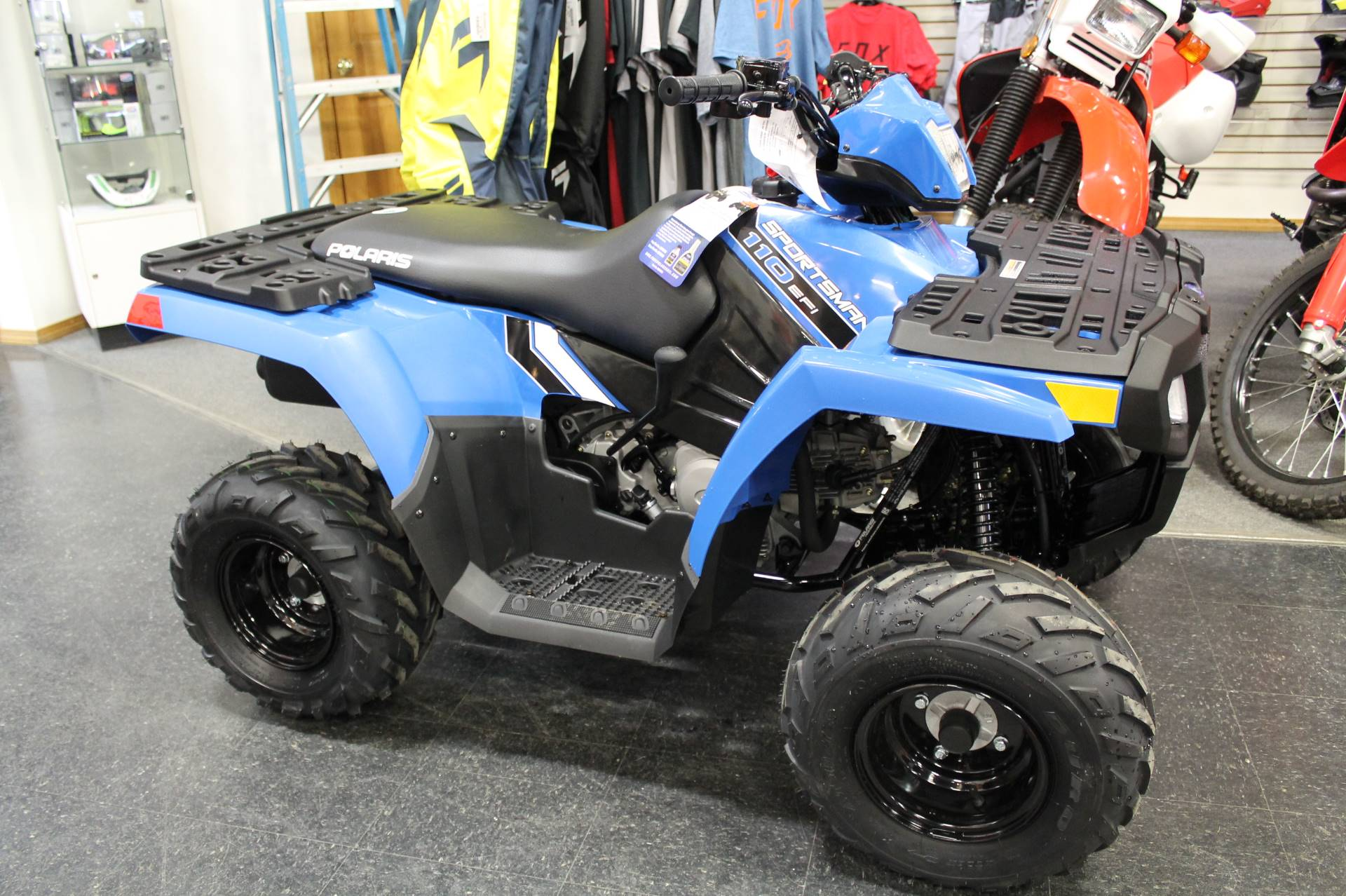 2020 Polaris Sportsman 110 EFI in Adams, Massachusetts