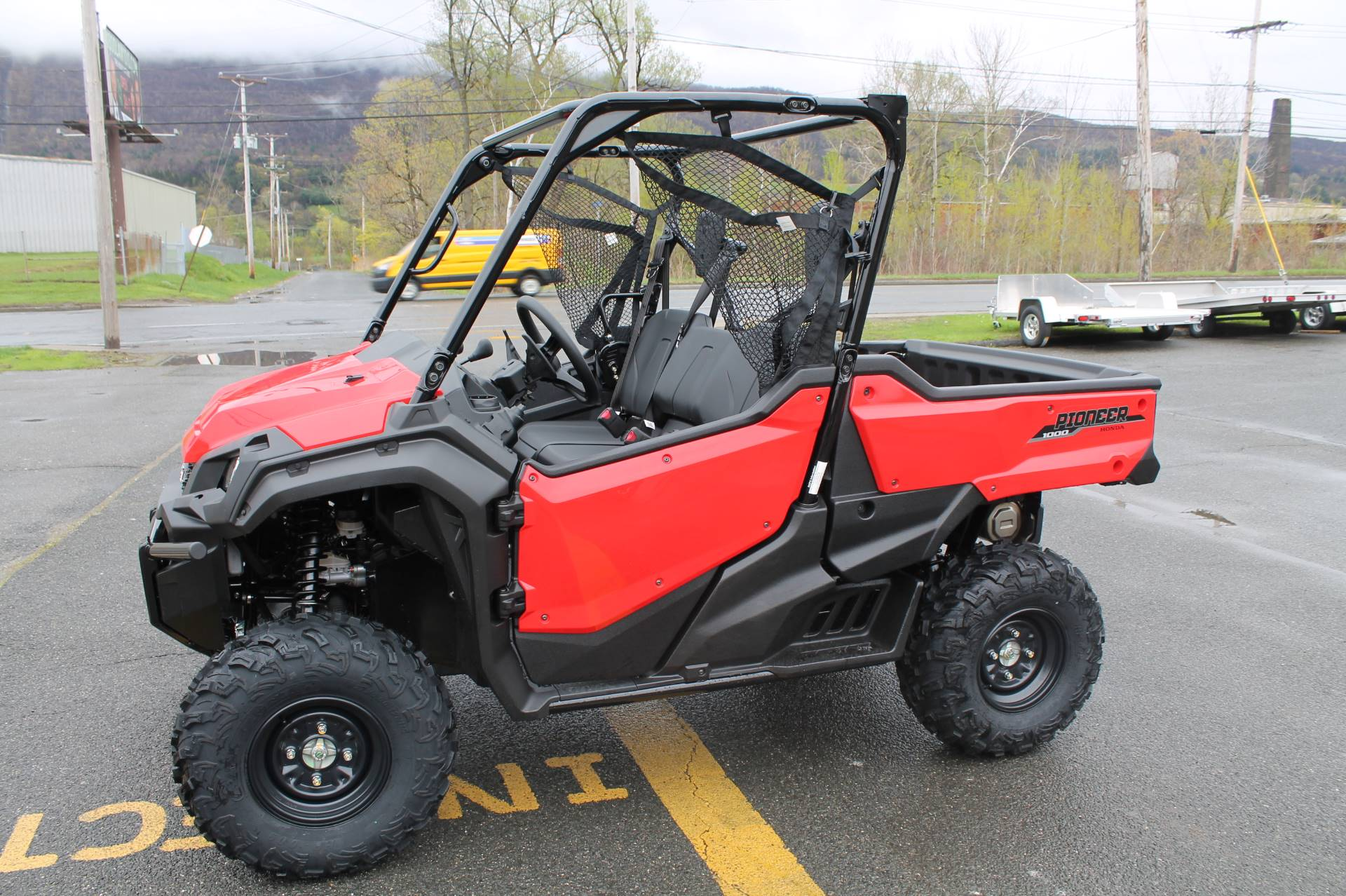 2019 Honda Pioneer 1000 EPS in Adams, Massachusetts