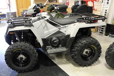 2019 Polaris Sportsman 570 EPS Utility Edition in Adams, Massachusetts