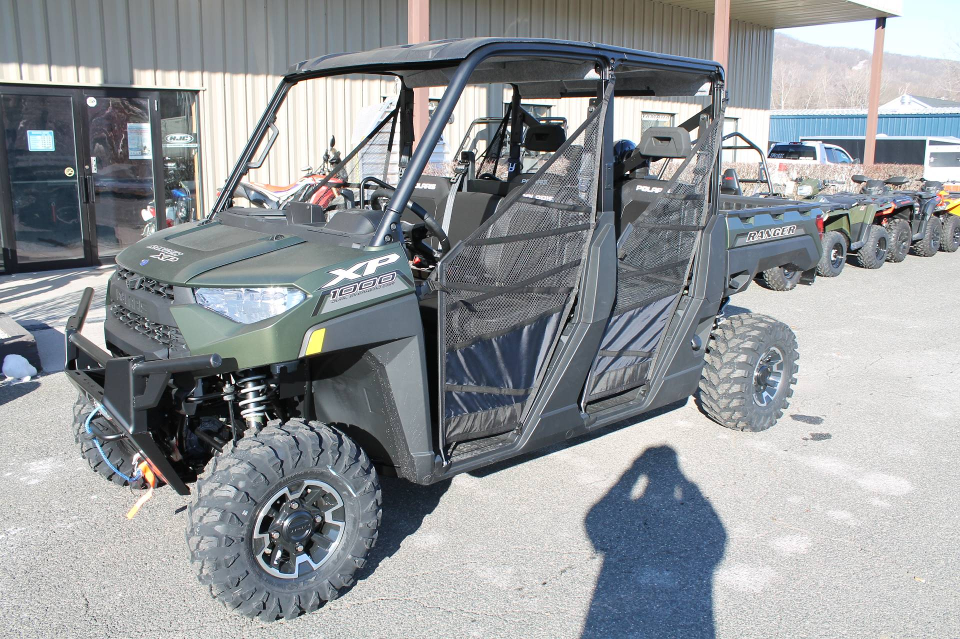 2020 Polaris Ranger Crew XP 1000 Premium Back Country Package in Adams, Massachusetts - Photo 1