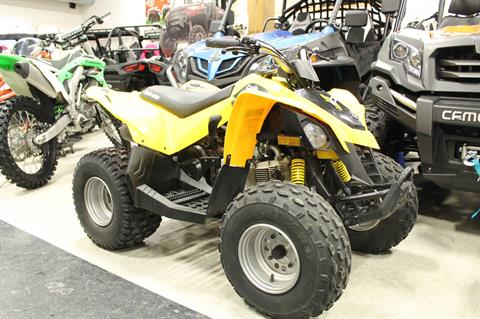 2016 Can-Am DS 90 in Adams, Massachusetts