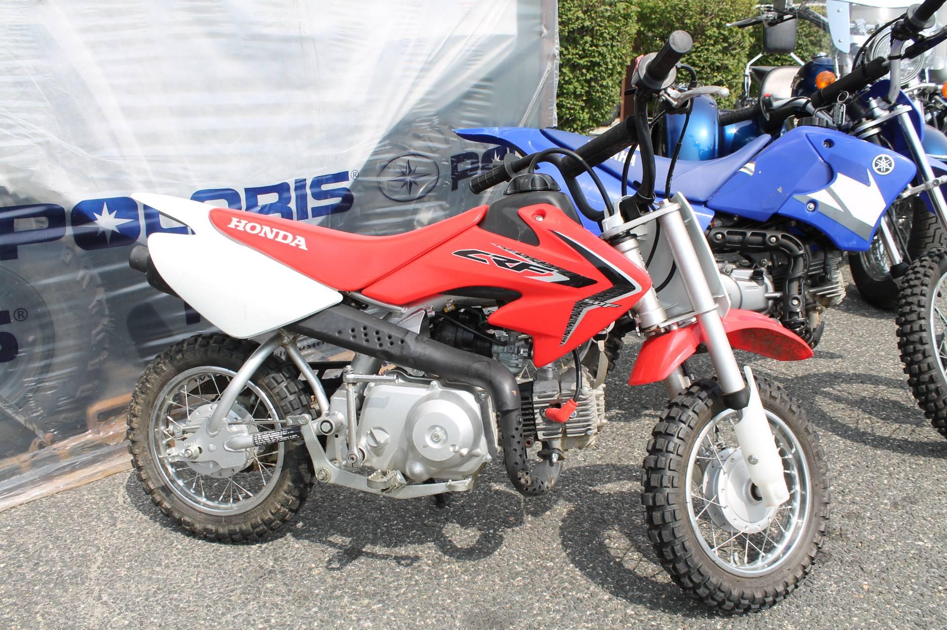 Used 2016 Honda CRF50F Motorcycles in Adams, MA | Stock