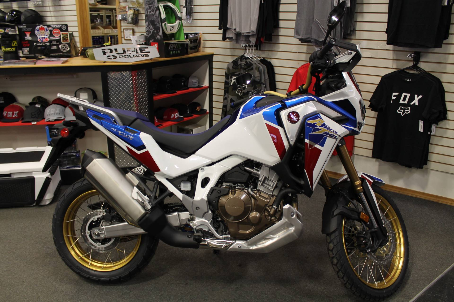 2020 Honda Africa Twin Adventure Sports ES in Adams, Massachusetts - Photo 1