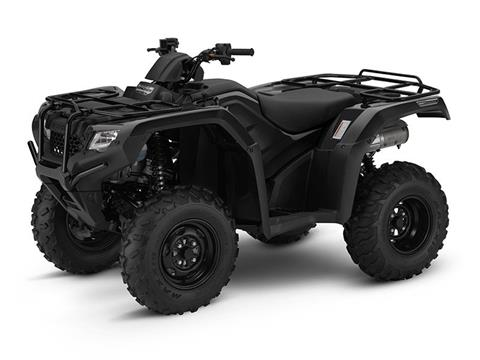 2017 Honda FourTrax Rancher 4x4 DCT IRS EPS in Adams, Massachusetts