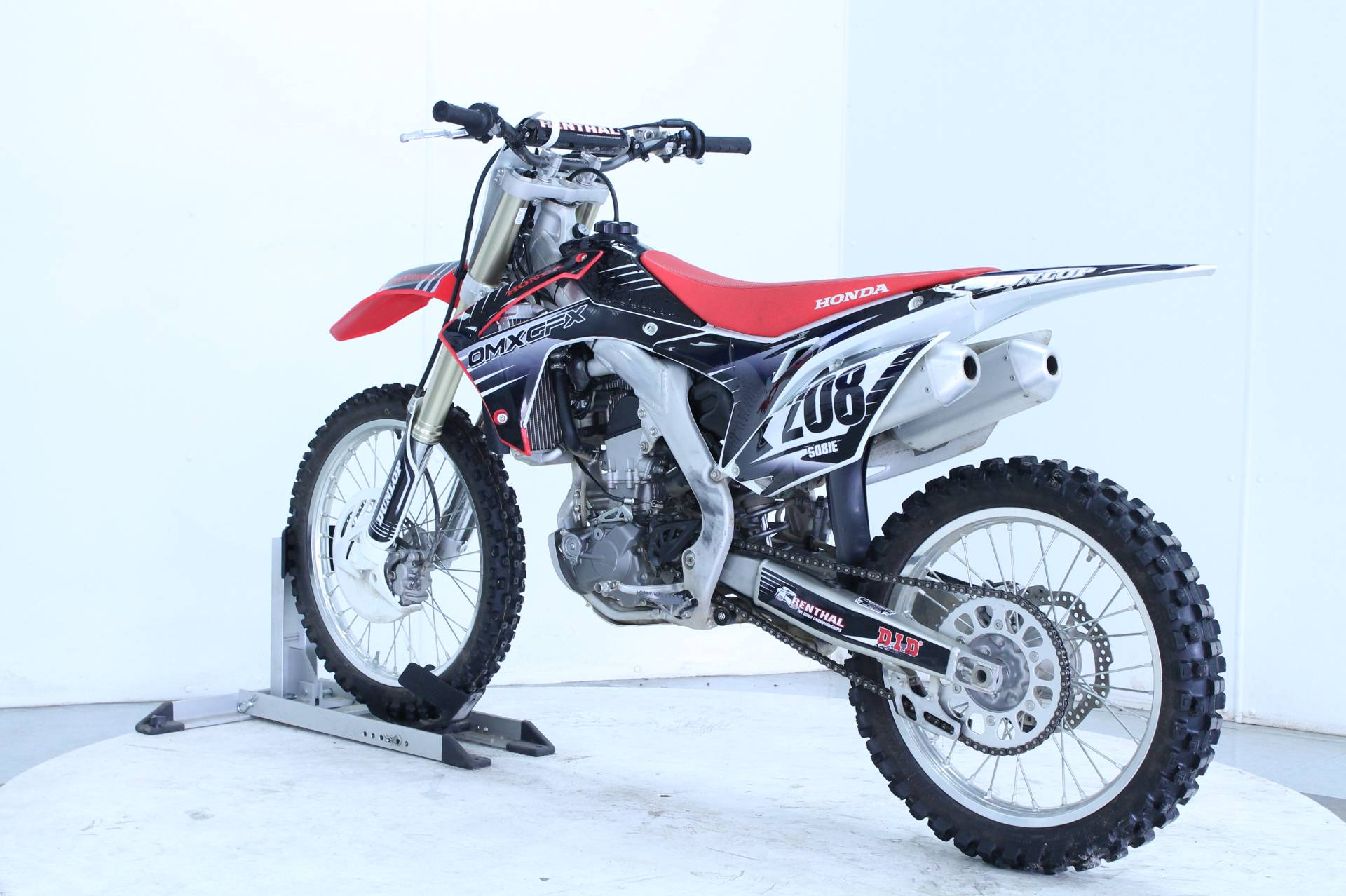2016 Honda CRF250R in Adams, Massachusetts