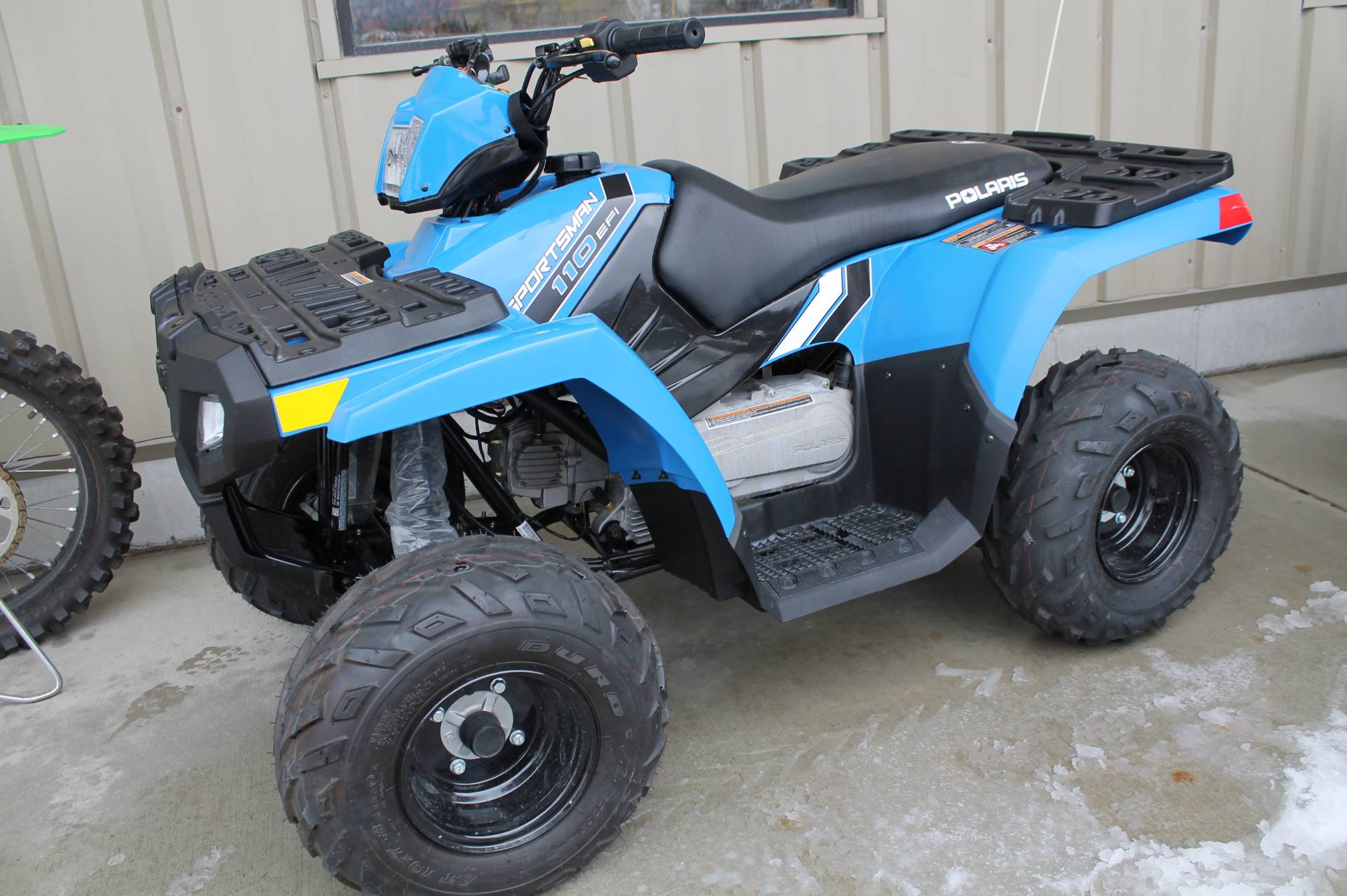 2019 Polaris Sportsman 110 EFI in Adams, Massachusetts