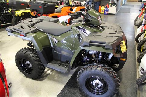 2020 Polaris Sportsman 450 H.O. EPS in Adams, Massachusetts