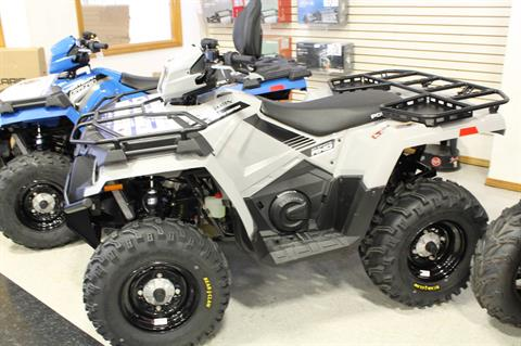 2018 Polaris Sportsman 570 EPS Utility Edition in Adams, Massachusetts