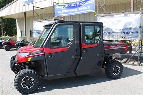 2019 Polaris Ranger Crew XP 1000 EPS Northstar HVAC Edition in Adams, Massachusetts