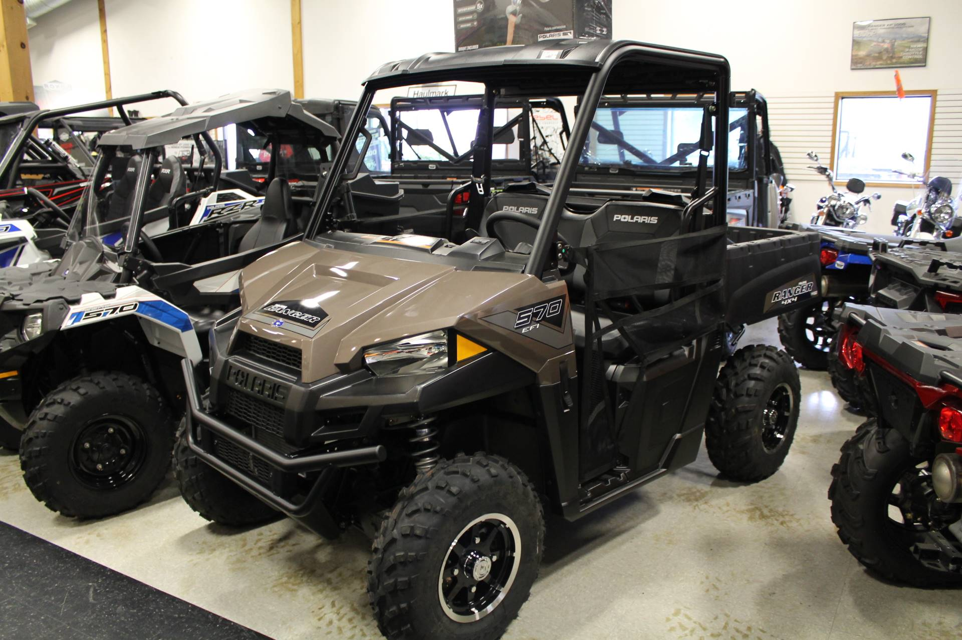 2019 Polaris Ranger 570 EPS in Adams, Massachusetts