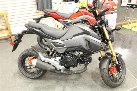 2018 Honda Grom in Adams, Massachusetts