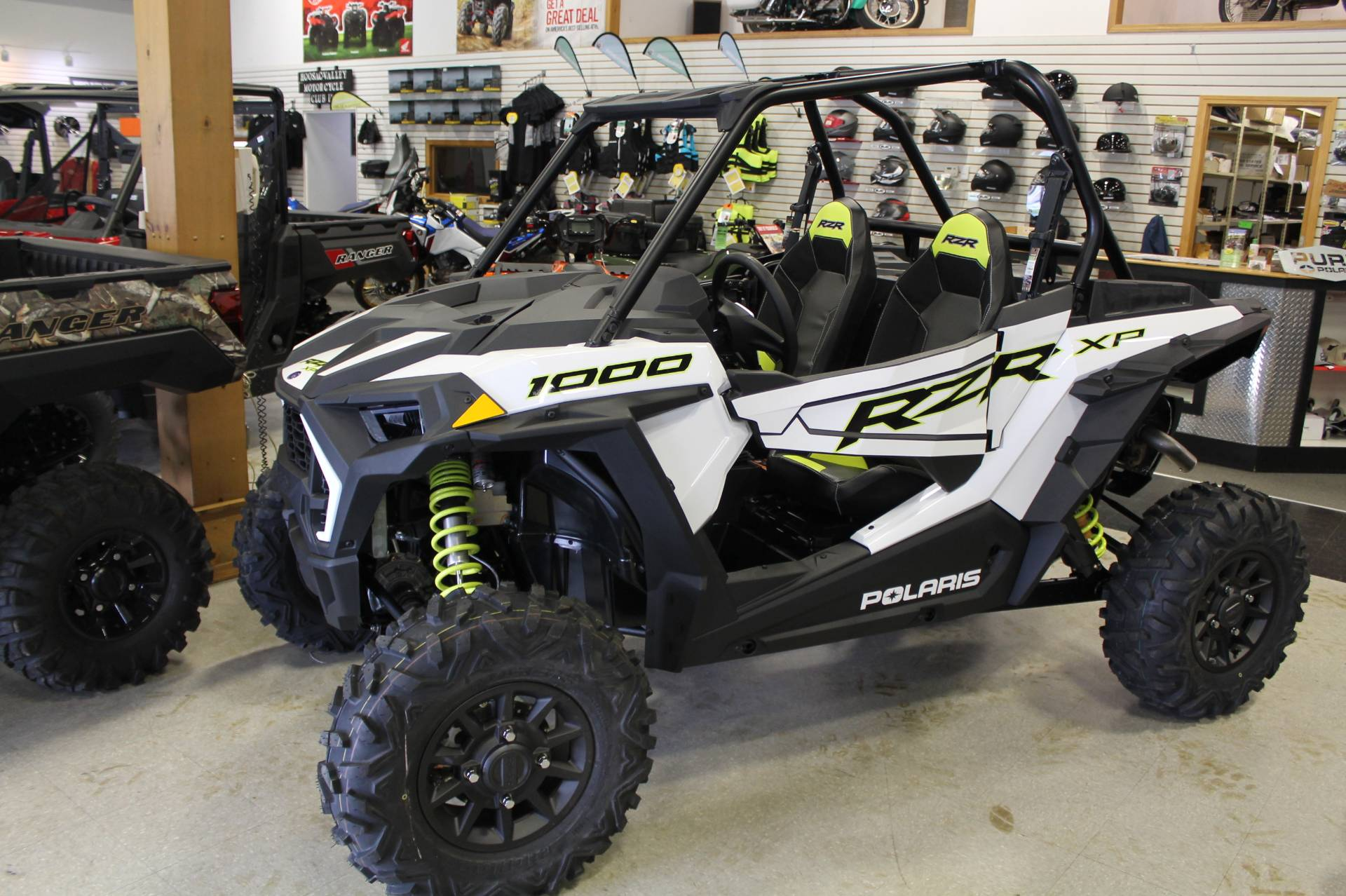 2021 Polaris RZR XP 1000 Sport in Adams, Massachusetts - Photo 1