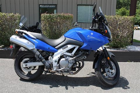 2004 Suzuki V-Strom 650 (DL650) in Adams, Massachusetts