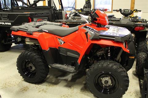 2019 Polaris Sportsman 450 H.O. EPS in Adams, Massachusetts
