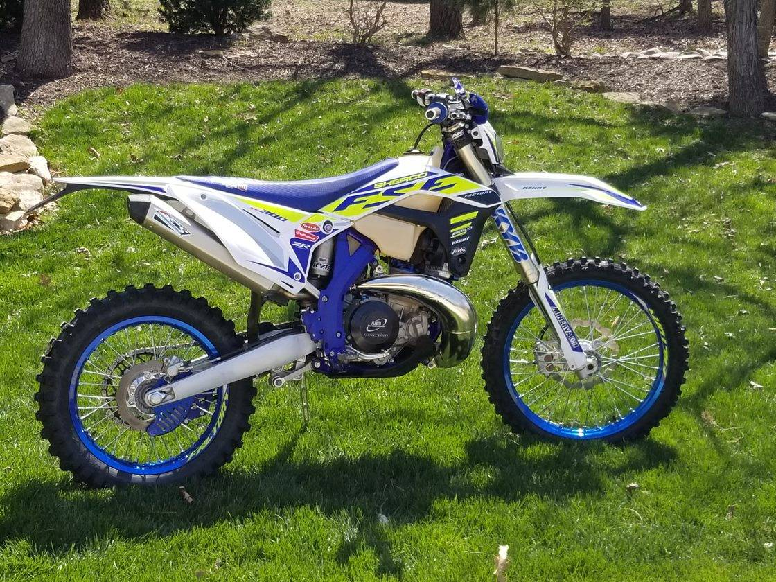 2020 Sherco 300 FACTORY EDITION in Olathe, Kansas - Photo 1