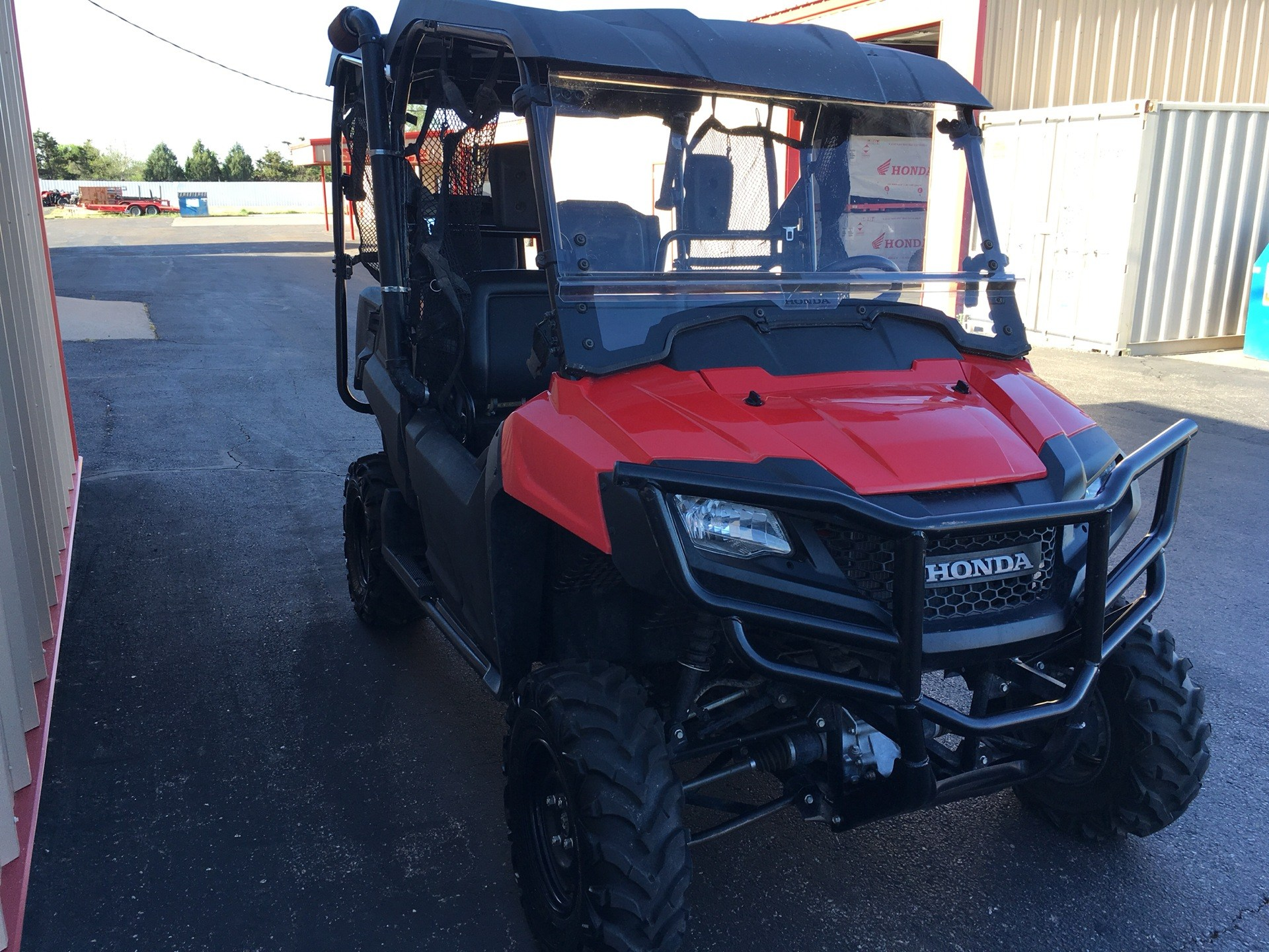 2014 Honda Pioneer 700/4 in Amarillo, Texas
