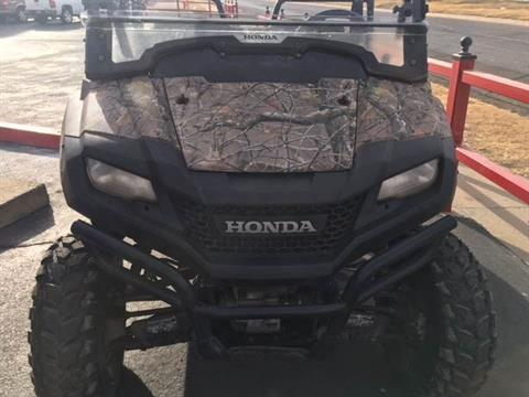 2016 Honda Pioneer 2 in Amarillo, Texas