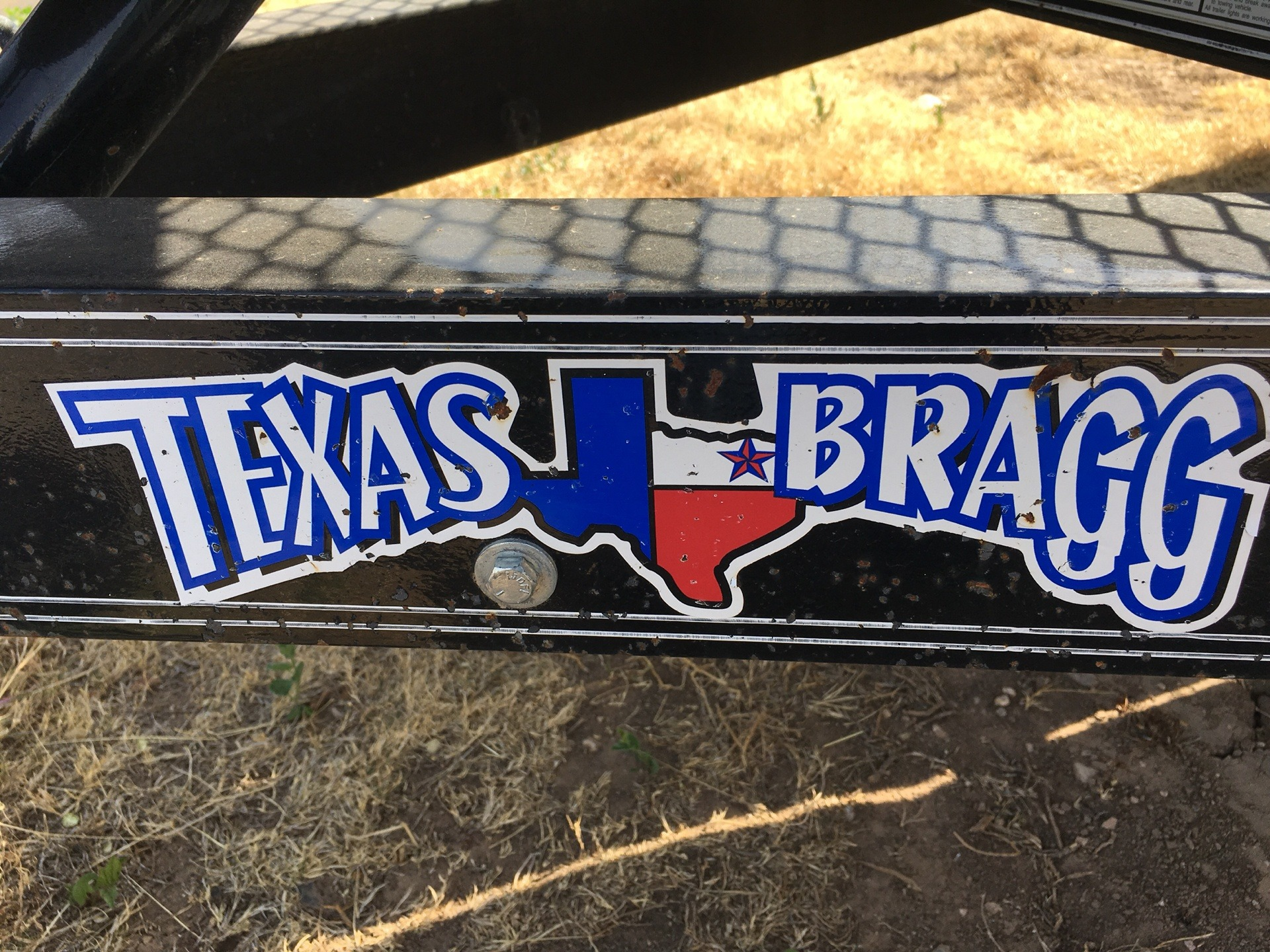2016 Texas Bragg 7x16 in Amarillo, Texas