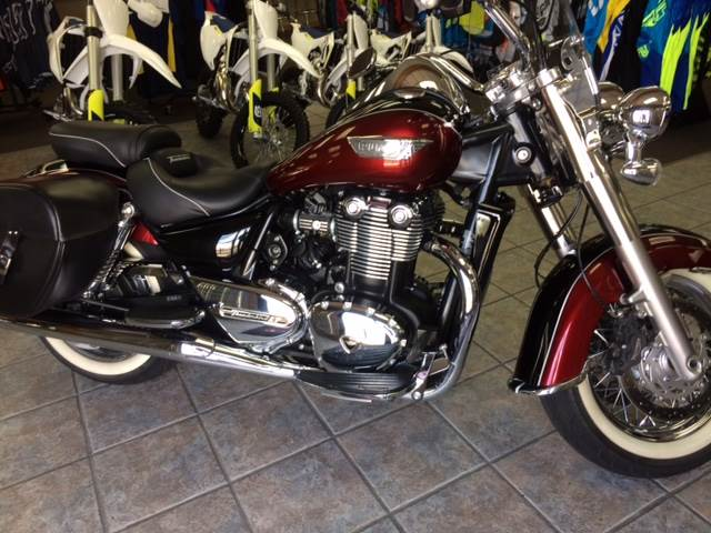 2014 Triumph Thunderbird LT in Amarillo, Texas