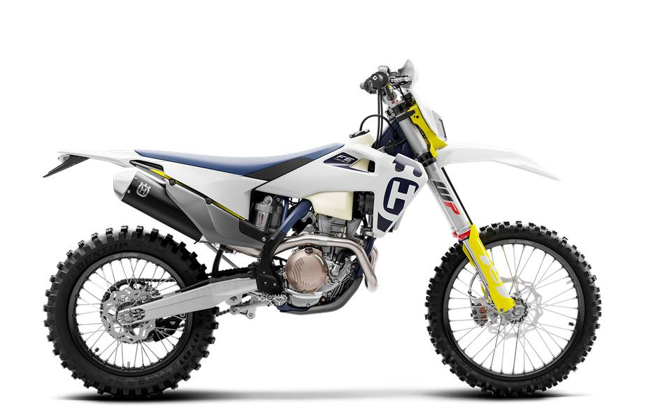 2020 Husqvarna FE350 in Amarillo, Texas