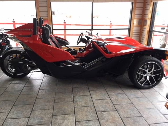 2016 Polaris Slingshot SL in Amarillo, Texas