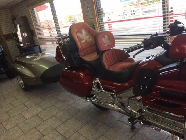 2001 Honda Gold Wing in Amarillo, Texas