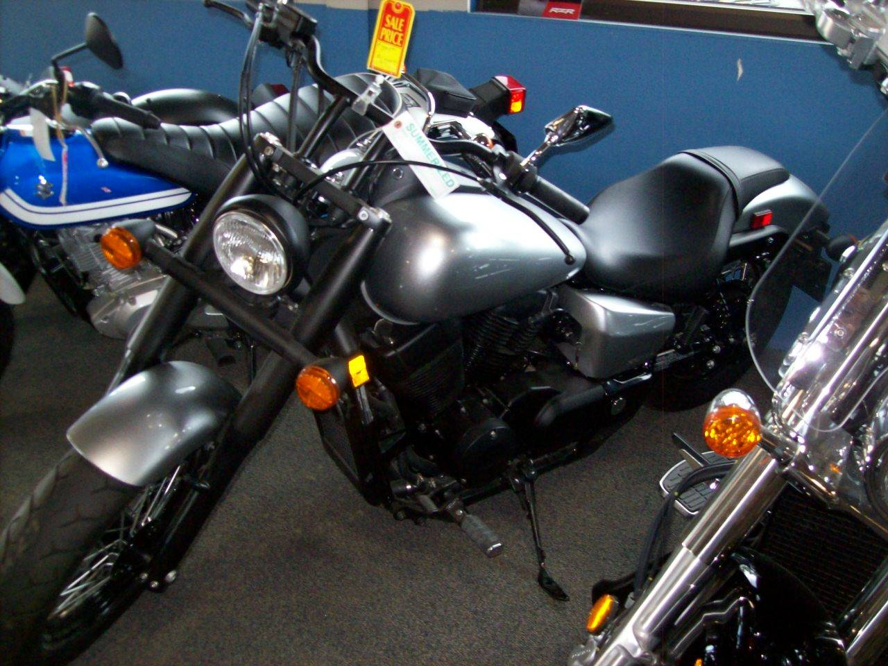 2015 Honda Shadow Phantom® in Wisconsin Rapids, Wisconsin
