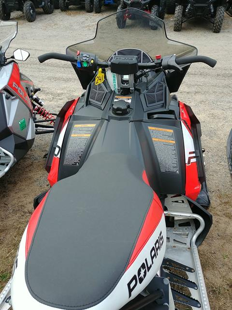 2013 Polaris 800 Rush® PRO-R ES in Wisconsin Rapids, Wisconsin