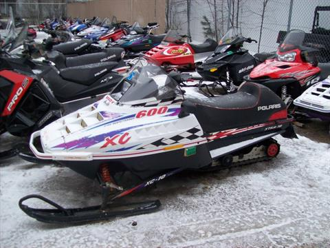 1998 Polaris INDY 600 HO in Wisconsin Rapids, Wisconsin