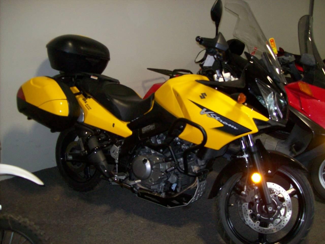 Used 2008 Suzuki V-Strom® 650 Motorcycles in Wisconsin Rapids, WI ...