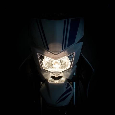 Powerful Hi/Lo Beam Headlight
