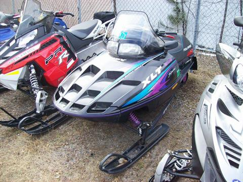 1998 Polaris INDY 600 XLT SPECIAL in Wisconsin Rapids, Wisconsin
