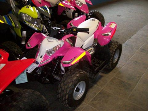 2015 Polaris Outlaw® 50 in Wisconsin Rapids, Wisconsin