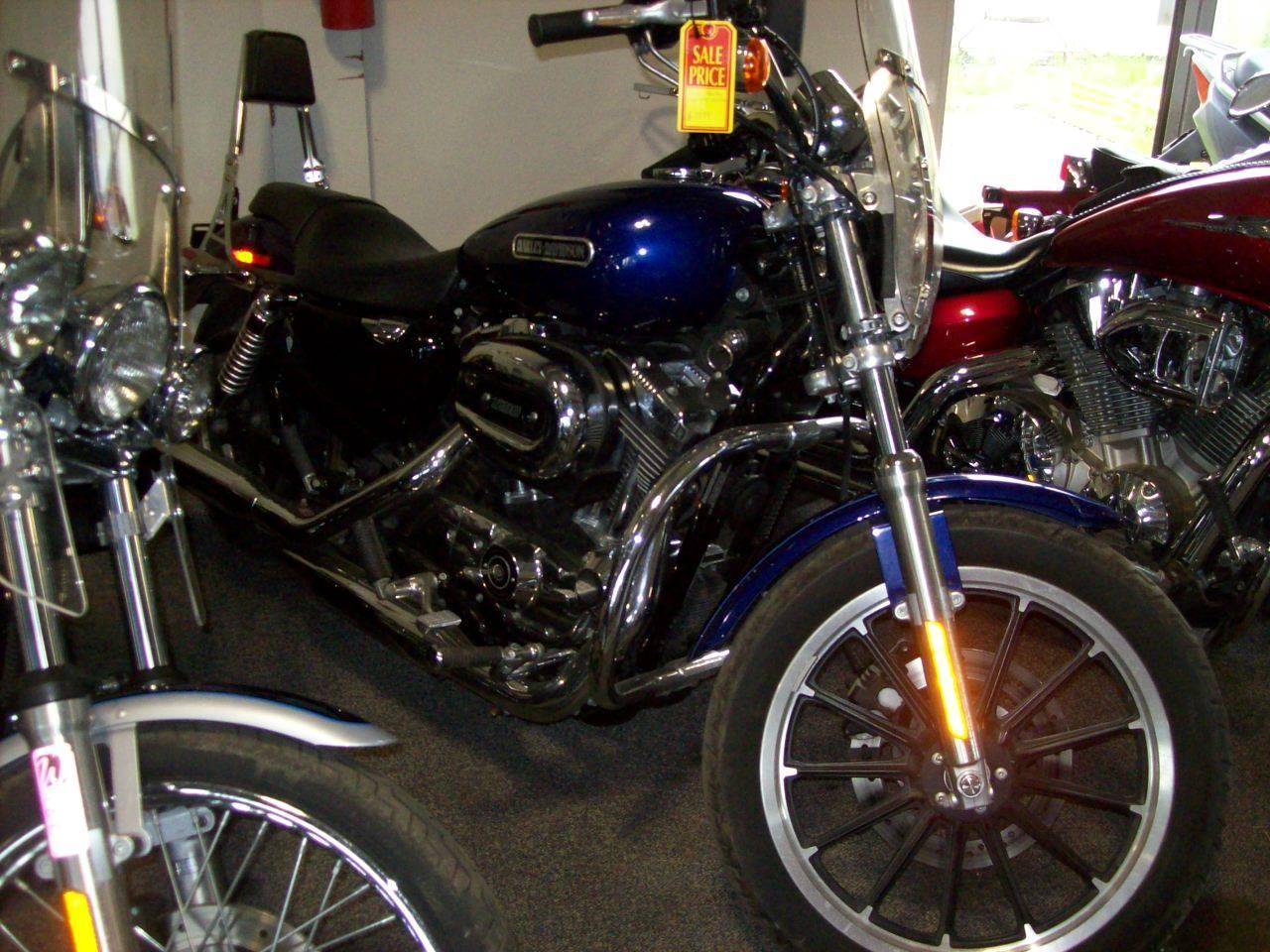 Harley Davidson Dealers In Wisconsin Map.Used 2006 Harley Davidson Sportster 1200 Custom Blue Motorcycles