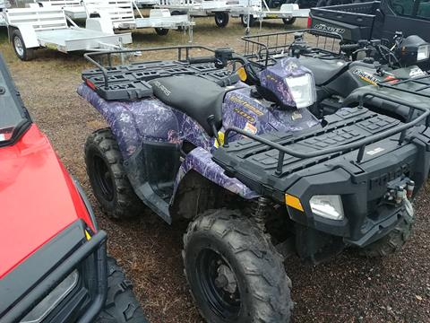 2006 Polaris Sportsman 500 H.O. EFI Browning Hunter Edition in Wisconsin Rapids, Wisconsin