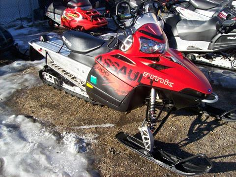 2009 Polaris 800  RMK 155 in Wisconsin Rapids, Wisconsin