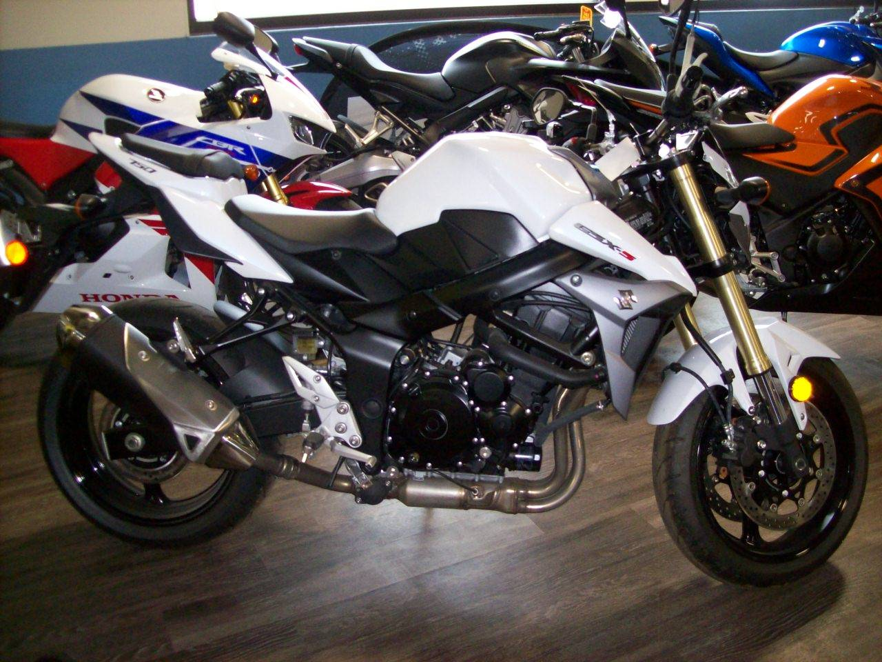 2016 Suzuki GSX-S750 for sale 237745