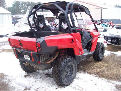 2013 Can-Am Commander™ 800R in Wisconsin Rapids, Wisconsin