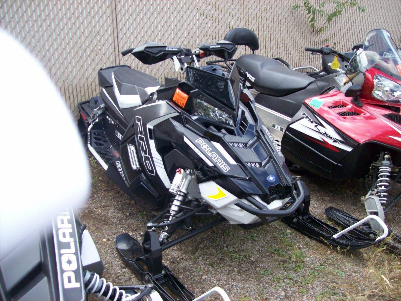 2016 Polaris 800 RUSH PRO-S LE in Wisconsin Rapids, Wisconsin