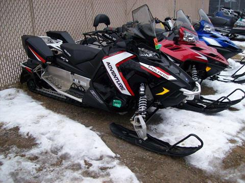 2016 Polaris 600 SWITCHBACK Adventure in Wisconsin Rapids, Wisconsin