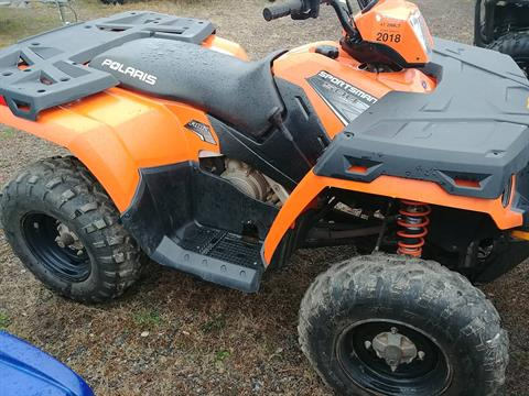 2012 Polaris Sportsman® 500 H.O. LE in Wisconsin Rapids, Wisconsin
