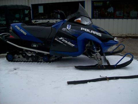 2006 Polaris 600 H.O. Fusion in Wisconsin Rapids, Wisconsin