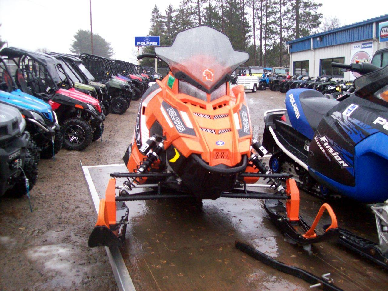 2016 Polaris 800 SWITCHBACK PRO-S SnowCheck Select in Wisconsin Rapids, Wisconsin