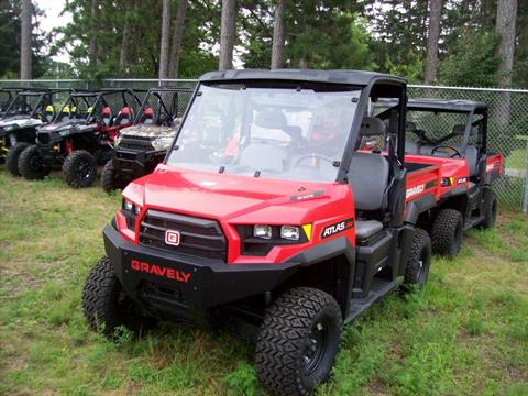 2016 Gravely USA Atlas JSV 3000 EFI Gas in Wisconsin Rapids, Wisconsin