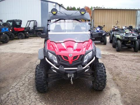 2014 CFMOTO ZForce 800EX in Wisconsin Rapids, Wisconsin